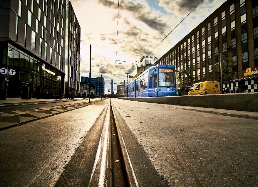 trikk, t-bane, industrispor og jernbane ekspert i norden