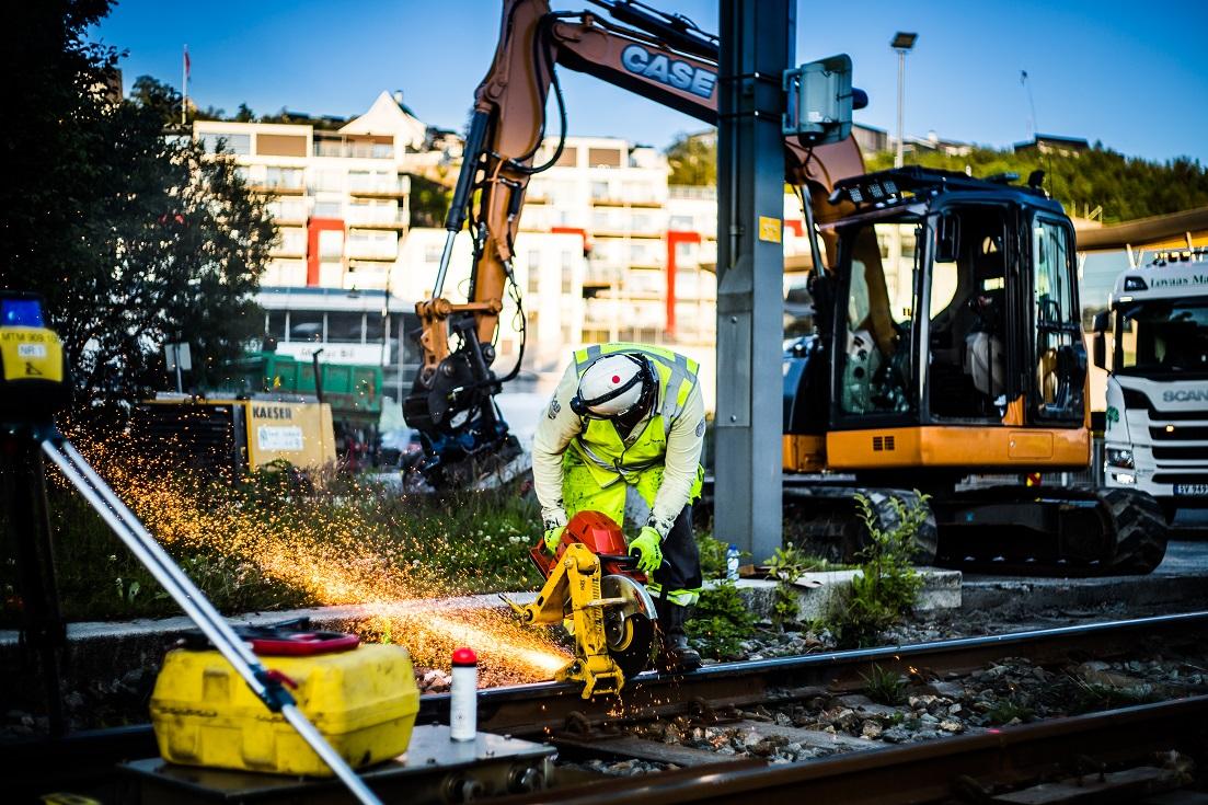 rolfsen juell stocholm leverandør jernbane norge sverige danmark finland