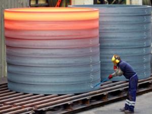 støpte ringer leverandør stål rolfsen juell