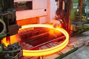 støpte stålringer leverandør stål rolfsen juell