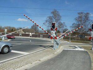 Planovergangssikring leverandør sporvei rolfsen juell